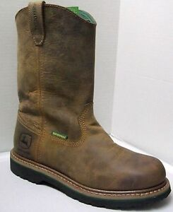 John Deere Men's Wellington ... Work Boots LFuWYjYMu