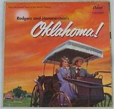 Oklahoma! 33 tours Richard Rogers USA