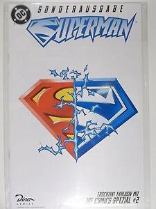 SUPERMAN-Sonderausgabe-zum-HIT-COMIC-SPEZIAL-2-Neuwertig