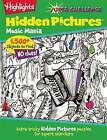 Music Mania: Extra-tricky Hidden Pictures (R) puzzles for expert searchers by Highlights for Children (Paperback, 2011)