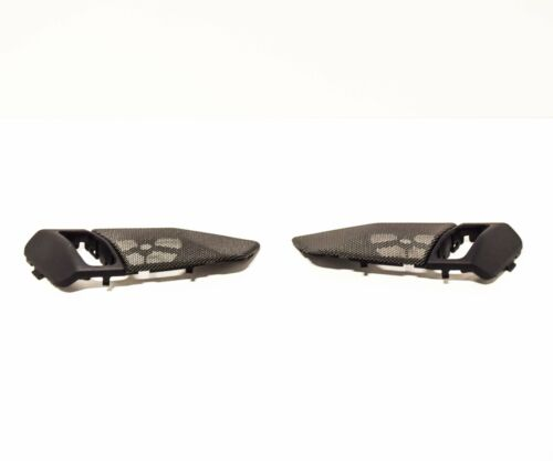 BMW X3 F25 Delantero Tweeter Altavoz L//R Cubierta Par Set 7464291 7464292 Nuevo Original