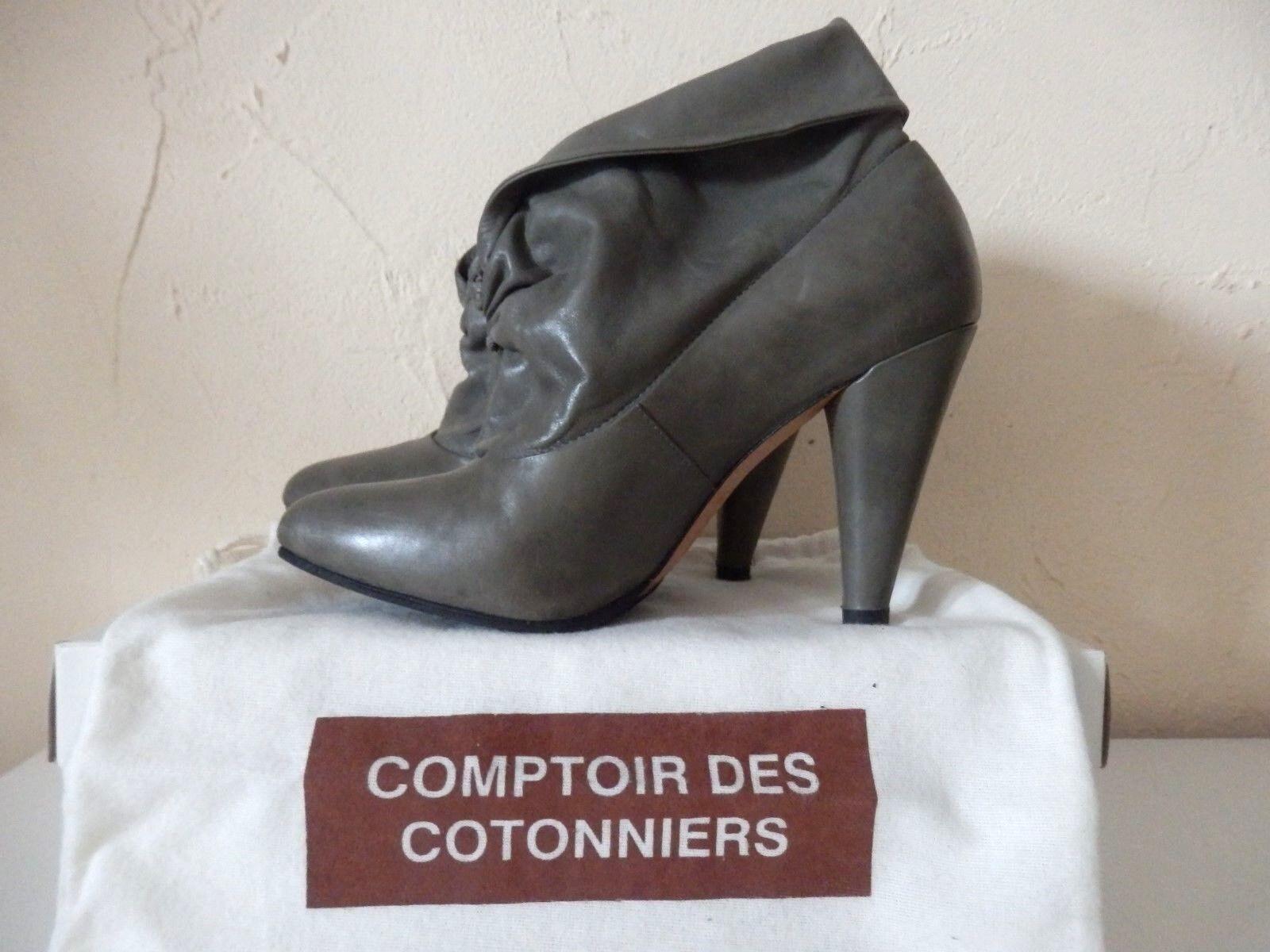 COMPTOIR - DES COTONNIERS - BOTAS, BOTINES