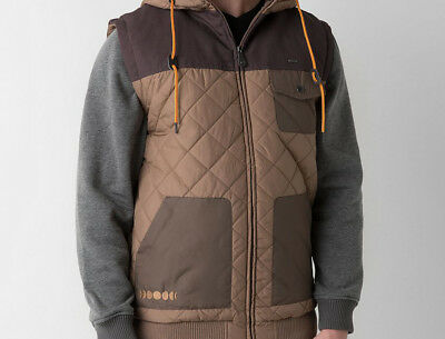 L Matix Big Game Fleece Jacket Caramel