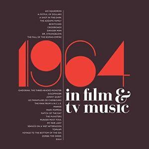 1964-In-Film-amp-Tv-Music-Colonne-Sonore-Originali-CD-SILVA-SCREEN