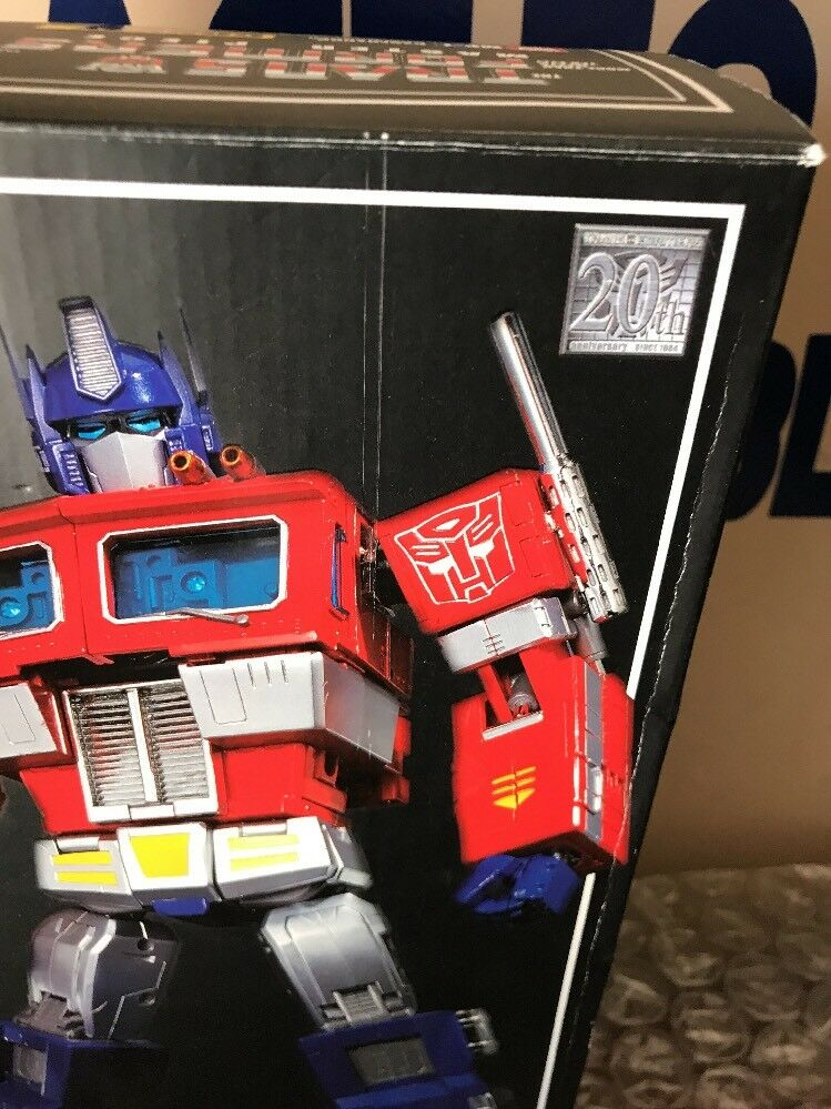 Takara Transformers Masterpiece OPTIMUS PRIME MP-1 New MISB MISB MISB 3fc4f5