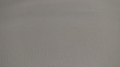 "Medium Grey Marine Vinyl Pebble Grain Fabric Outdoor Automotive Upholstery 48/""W"