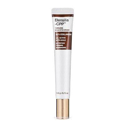 ELENSILIA - CPP Timeless Gold Eye Cream 80% Collagen 20g Nutrition Tensing