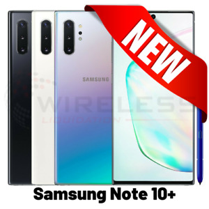 SAMSUNG GALAXY NOTE 10+ Plus SM-N975U 4G LTE 256GB UNLOCKED/TMOBILE/AT&T NEW