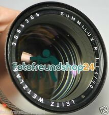 Leica R Summilux 1.4/80 E67 3-CAM + 13386