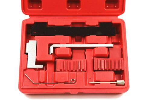 08-14 Best Q Engine Timing Locking Tool Kit Set 7Pc Chevrolet 1.4 1.6 16 Aveo