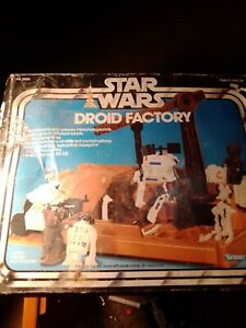 Droid Factory  Droid Base 4 Vintage Star Wars