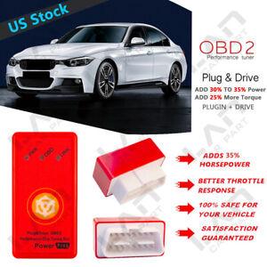 Performance Tuner Speed Chip for 4 BMW 3 Series E36 E46 E90 F30 OBDII Module