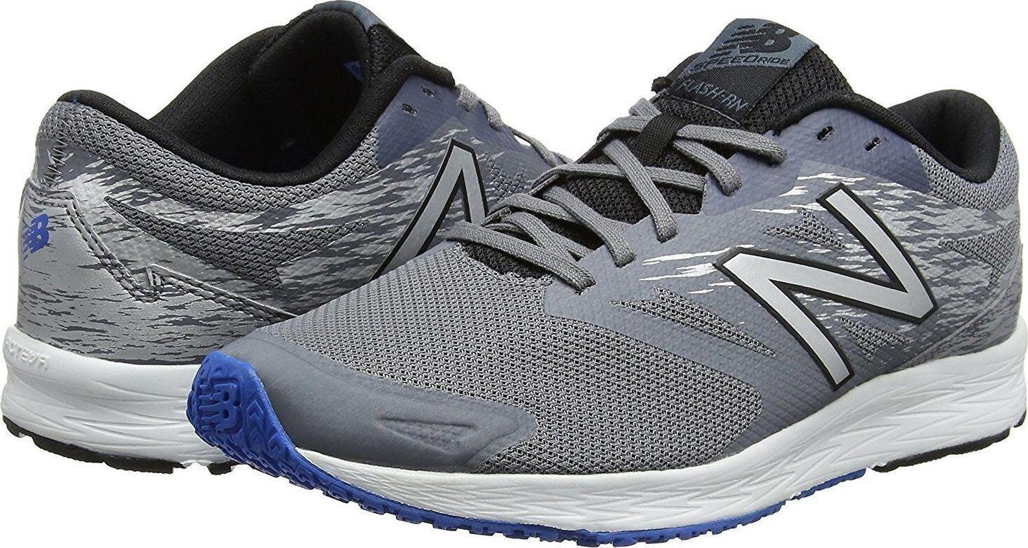 Uomo New Balance MFLSHLG1 Nero Running (Medium D) Grey Nero MFLSHLG1 Blue   Authentic New 4e135e