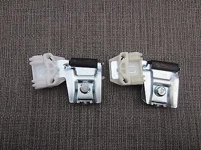 VW SEAT SKODA WINDOW REGULATOR REPAIR CLIPS METAL SLIDER FRONT LEFT NSF
