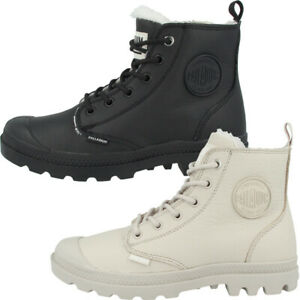Details about Palladium Pampa Hi Zip S Winter Boots Shoes High Top Sneaker Lined 96441 show original title