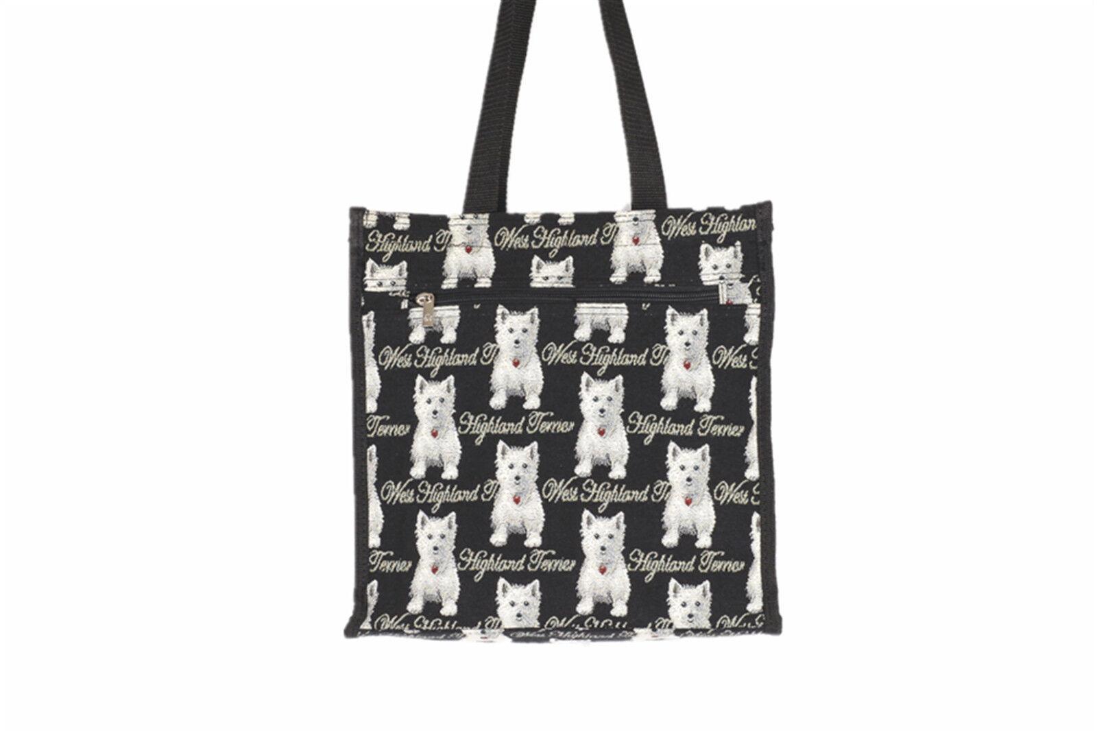1027c55c92 Tapestry Labrador - Retriever Dogs SHOPPER Bag tote Bag Signare for ...