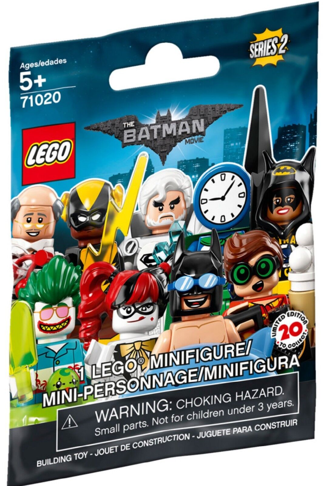 Lego Batman Movie Minifigures Series 2 71020 Choose The One Like