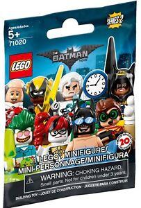 Lego-Batman-Movie-Minifigures-Series-2-Re-Sealed-71020-Choose-the-one-u-like