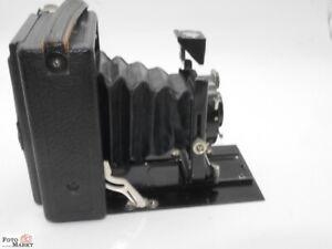 ICA-Klappkamera-Volta-105-F66979-Objektiv-Periscop-Alpha-1-11-100-Jahre