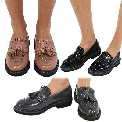 Women's Ladies Slip On Flat Boots Low