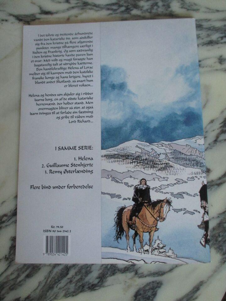 Tegneserier, Remy Østerlænding