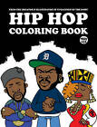 Hip Hop Coloring Book by Mark 563 (Paperback, 2016)