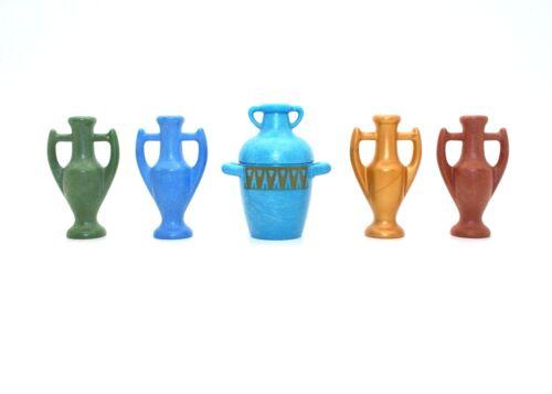 Playmobil amphores Krug vasculaires Pirates Romains Egypte trésor