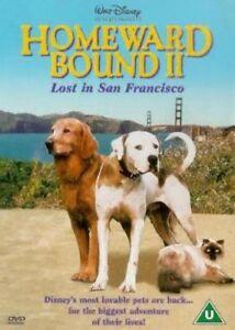 HOMEWARD-BOUND-2-Lost-In-San-Francisco-1996-Region-4-DVD-Disney