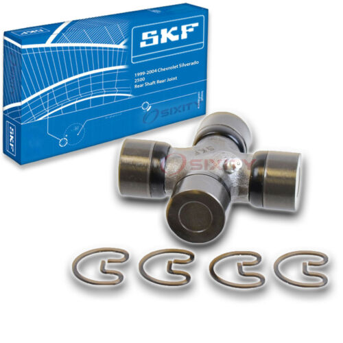 SKF Rear Shaft Rear Joint Universal Joint for 1999-2004 Chevrolet Silverado sn