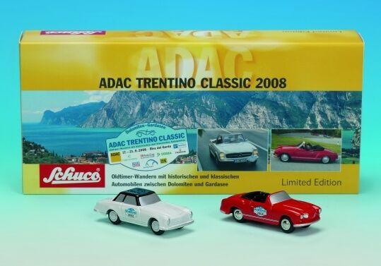 Schuco Piccolo Set   ADAC Trentino Classic 2008   50171064