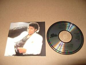 Michael-Jackson-Thriller-9-track-Early-Press-cd-1982-No-Barcode-Excellent-Condit