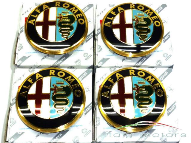 Alfa Romeo 159 Felgendeckel Nabendeckel Nabenkappen
