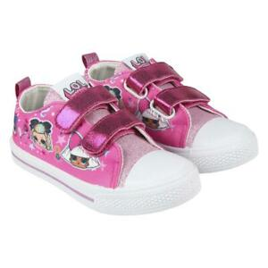 Scarpe Lol Surprise bambina sneakers bimba sportive  strappo bassa primavera