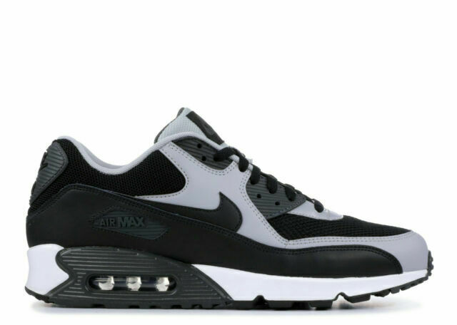 Size 8 - Nike Air Max 90 Essential Wolf Grey 2018 for sale online ...