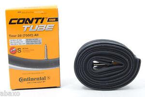 ANTI FLAT//THORN RESISTANT BICYCLE TUBE 700 x 28-32 48mm PRESTA VALVE