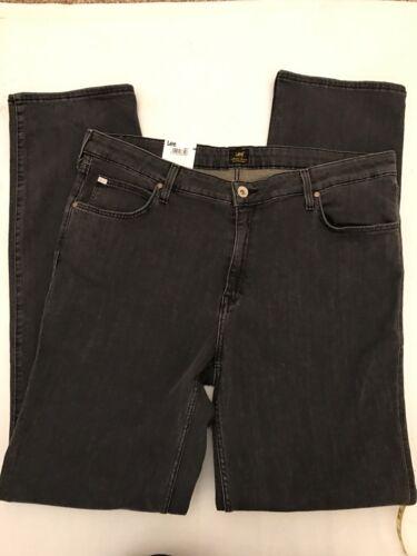 Marion 5415320887296 36 Jeans Lee Mørkegrå Straight 33 Bnwt Størrelse Fit X RgOFw5nq