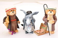bad taste bear*Nativity Set 2 - shepherds* retired