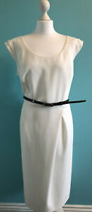 Ladies-Cream-Pepperberry-Really-Curvy-Dress-Sz-18CV-Sophisticated-Evening-Wear