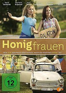 2-DVDs-HONIGFRAUEN-SONJA-GERHARDT-CORNELIA-GROSCHEL-NEU-OVP-amp