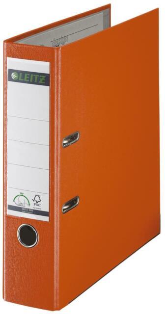 Leitz 1010-50-45 1010 Ordner Plastik - A4, 80 mm, orange