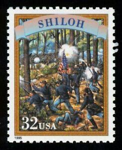 #2975e 32c Shiloh, Nuevo Cualquier 5=