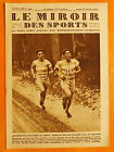 Le Miroir des Sports 469 du 12/2/1929-Cross Saint-Germain Rérolle devant Leclerc