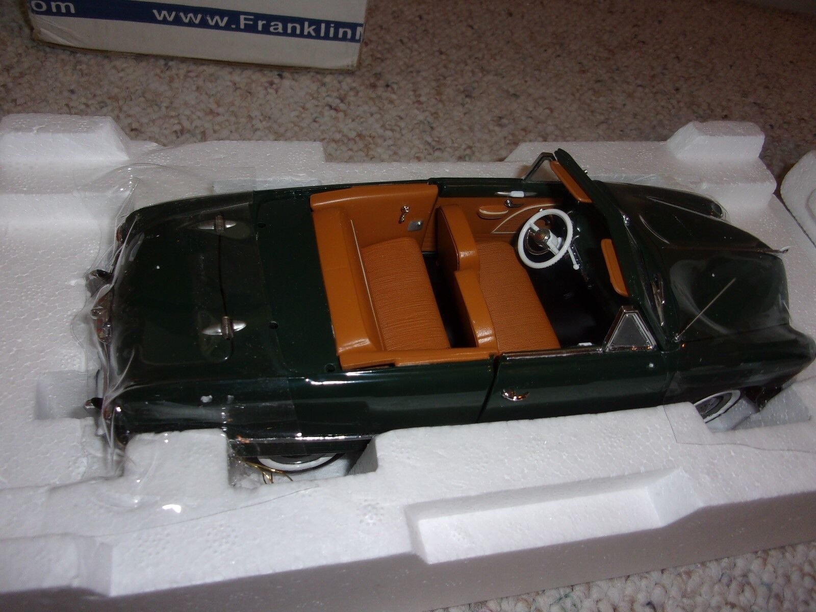 1949 FORD CONVERTIBLE-Franklin Comme neuf-Neuf