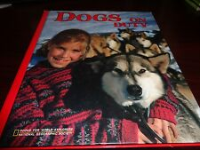 Dogs on Duty by Catherine O'Neill (1988, Hardcover)
