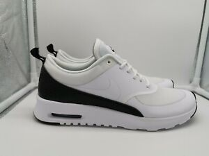 Nike Wmns Air Max Thea WhiteBlack White | Footshop