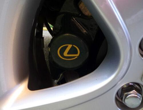LEXUS Brake Caliper Calliper Decals GS IS LS LX RX SC CT IS200 ALL OPTIONS