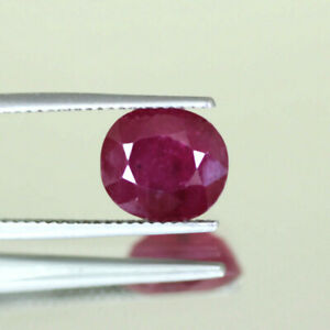Birthday Gift 99.95 Cts Ruby Rough Natural Heated From Africa Wedding Anniversary Ruby Specimen Gift auctioned ruby collections gift