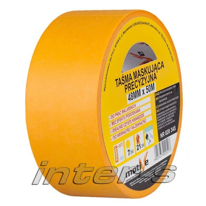 24x 30mm / 50m PROFI Goldband Fineline WashiTape Klebeband Acrylat Washi Tape