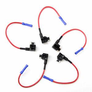12V-10A-Piggy-Back-Fusibile-Di-Aggiungere-Circuito-Micro-Adattatore-ATM-APM