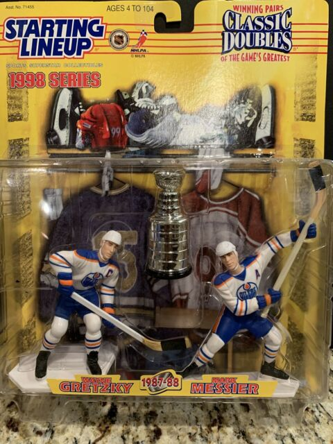 1998 starting lineup classic doubles Mark Messier Wayne Gretzky winning pairs